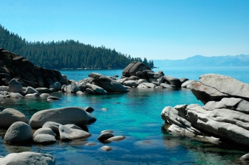 Fall Calmness, Lake Tahoe