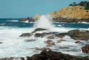 Storm At Point Lobos